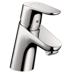 Hansgrohe 04510000 Focus E 70 Single Handle Single Hole Bathroom Faucet without Drain