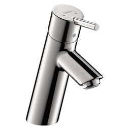 Hansgrohe 32057001 Talis S 80 Single Handle Single Hole CoolStart Bathroom Faucet without Drain