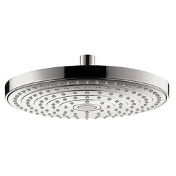 Hansgrohe 26469001 Raindance Select S 240 Air Two-Function Round Shower Head