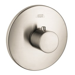 Axor 38715821 AXOR Uno Thermostatic Valve Trim with Knob Handle