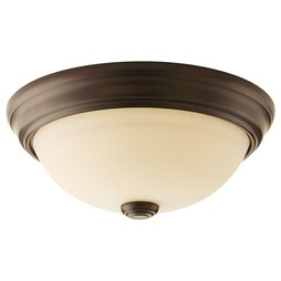 Progress P3500-20 Spirit Single-Light Flush Mount Ceiling Light