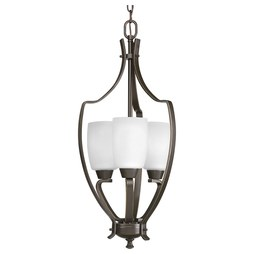 Progress P3509-20 Wisten Three-Light Foyer Pendant