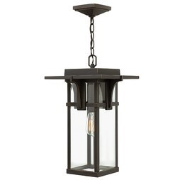 Hinkley 2322OZ Manhattan Single-Light Hanging Lantern