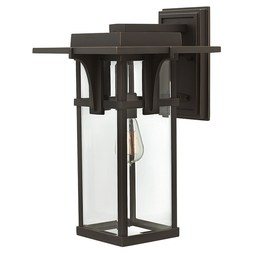 Hinkley 2325OZ Manhattan Single-Light Large Wall-Mount Lantern