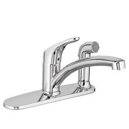 American Standard 7074 100 002 Colony Pro Kitchen Faucet
