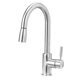 Blanco 441762 Sonoma Single Handle Pull Down Kitchen Faucet 1.5 GPM