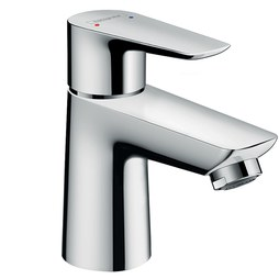 Hansgrohe 71700001 Talis E 80 Single Handle Bathroom Faucet with Drain