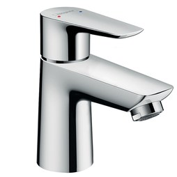 Hansgrohe 71702001 Talis E 80 Single Handle Bathroom Faucet without Drain