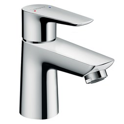 Hansgrohe 71708001 Talis E 80 Single Handle Bathroom Faucet without Drain