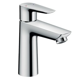 Hansgrohe 71709001 Talis E 110 Single Handle Bathroom Faucet without Drain