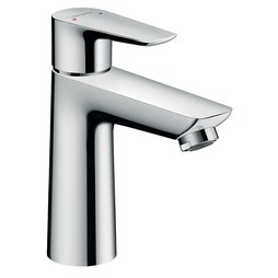 Hansgrohe 71710001 Talis E 110 Single Handle Bathroom Faucet with Drain