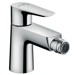 Hansgrohe 71720001 Talis E Single-Hole Bidet Faucet with Drain