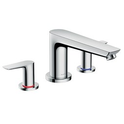 Hansgrohe 71747001 Talis E Two Handle Three-Hole Roman Tub Filler Trim
