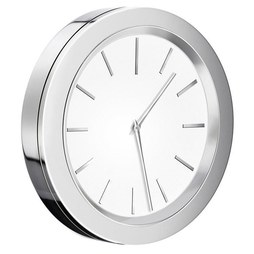 Smedbo YX380 Time Self-Adhesive Wall-Mount Clock