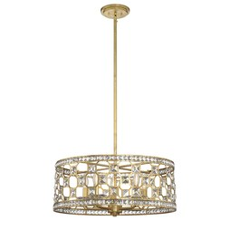 Savoy House 7-840-5-33 Clarion Five-Light Pendant