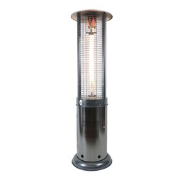 Lava Heat OPUSLITE-GM-LP Patio Heater Opus Lite Propane 51000 BTU