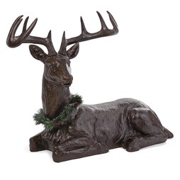 IMAX 58416 Reindeer Oversized Right Side