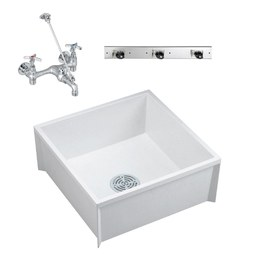 Floor Mounted Laundry Mop Amp Utility Sinks