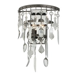 Troy B3802 Bistro Two-Light Wall Sconce