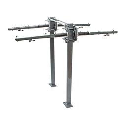 American Standard 9141 011 020 Wheelchair Lavatory