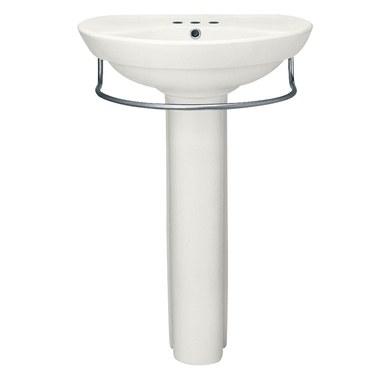 american standard ravenna pedestal lavatory. Black Bedroom Furniture Sets. Home Design Ideas