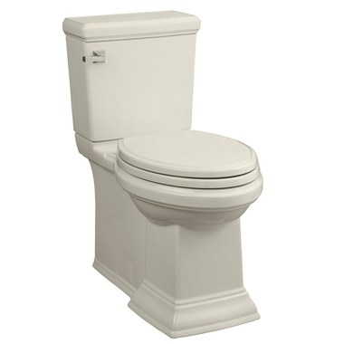 American Standard 2817 128 222 Town Square Toilet