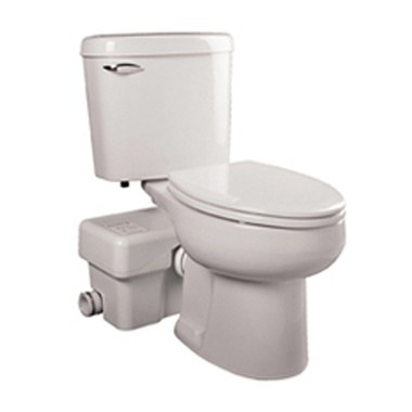 Liberty Ascentii Esw Ascent Ii Macerating Toilet