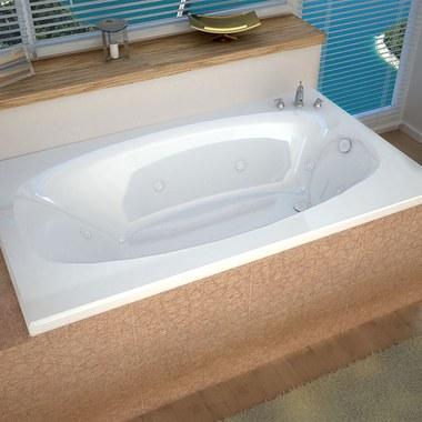 atlantis 3672pdl polaris whirlpool tub. Black Bedroom Furniture Sets. Home Design Ideas