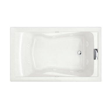 American Standard 2771vc 020 Evolution Whirlpool Tub