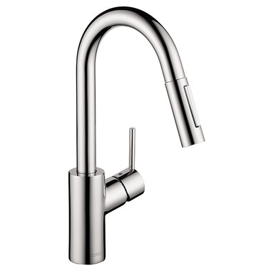 hansgrohe 04506001 focus kitchen faucet. Black Bedroom Furniture Sets. Home Design Ideas