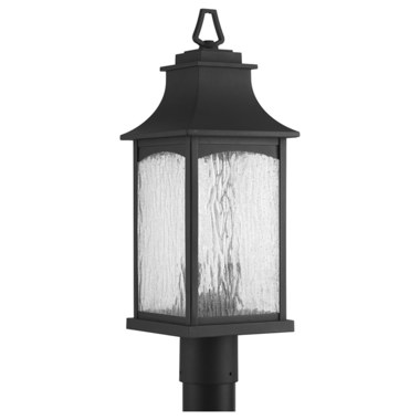 Post Pier Mount Lighting Riverbend Home