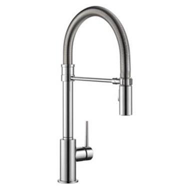 Delta 9659 Dst Trinsic Pro Kitchen Faucet