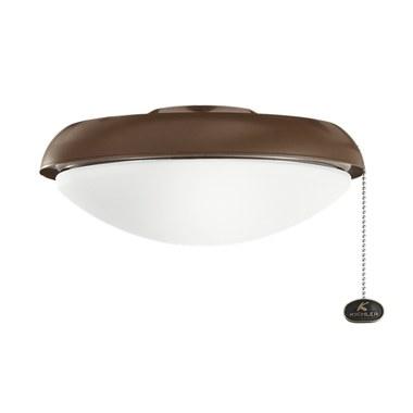 Kichler 370041WH Three Light Fan Light Kit