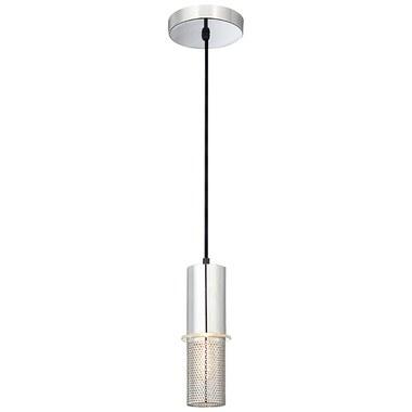 Brushed Nickel George Kovacs P8021-084 Pierce 1-Light Low Voltage Mini Pendant