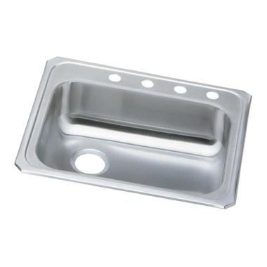 Elkay GECR2521L4 - Gourmet Celebrity Kitchen Sink
