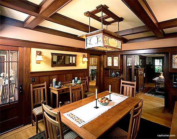 Decorating Ideas For Craftsman Style Homes Riverbend Home