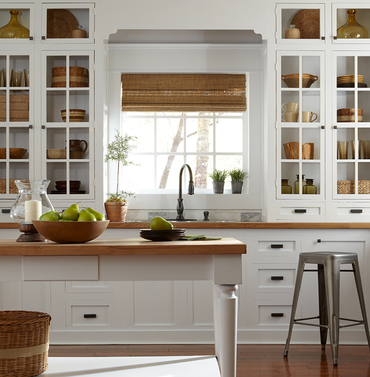 10 Attractive Kitchen Decorating Ideas With Farmhouse Style