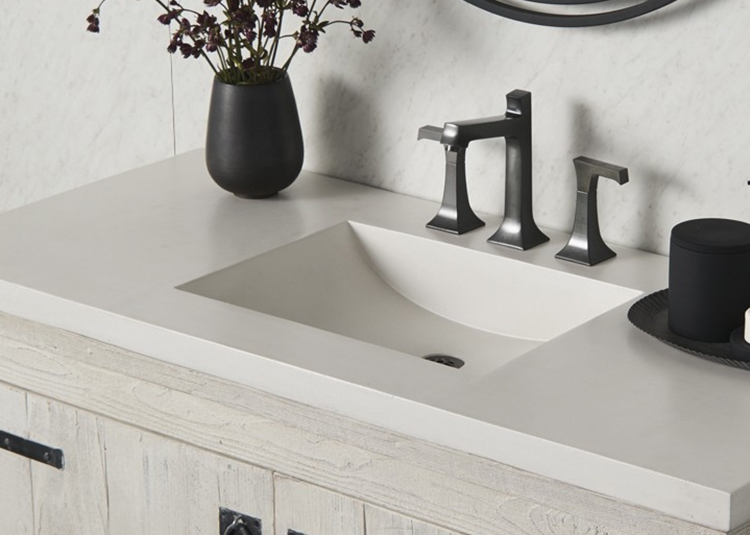 How To Choose Your Bathroom Sink Riverbend Home
