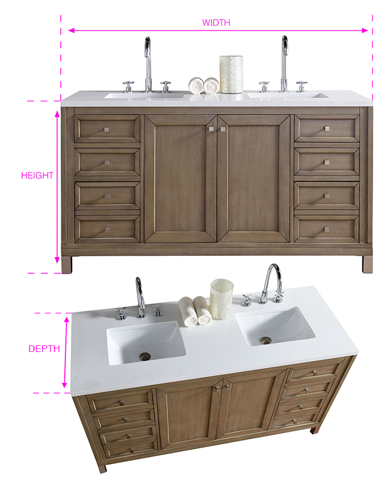 How To Choose The Right Vanity For Your Bathroom Riverbend Home