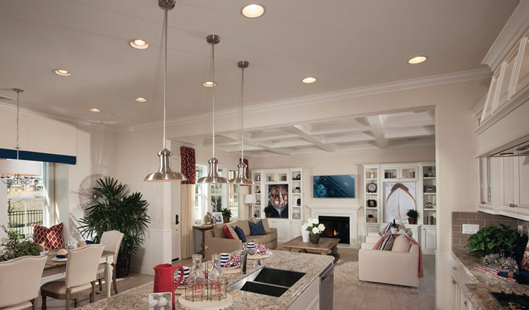 How To Choose Recessed Lighting | Riverbend Home