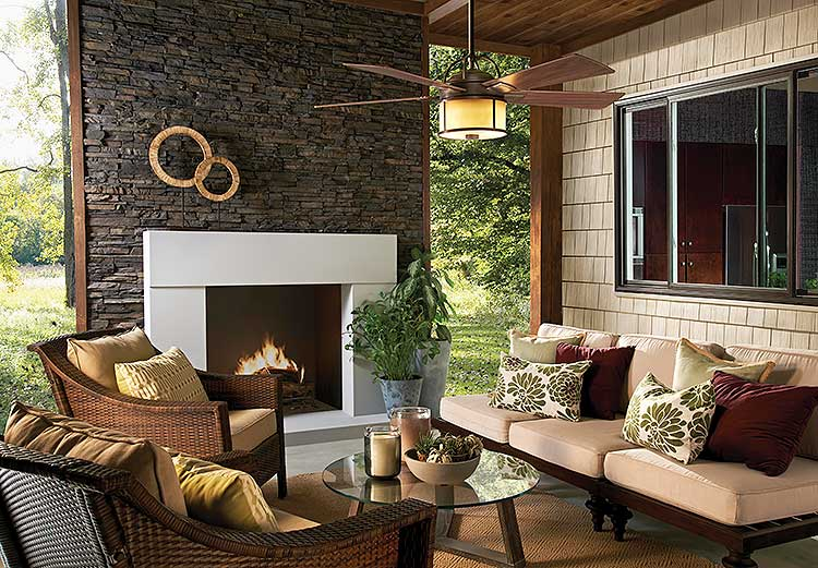 A great outdoor space is an extension of your living room.