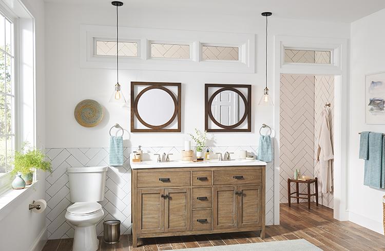 How To Choose Bathroom Vanity Lighting Riverbend Home