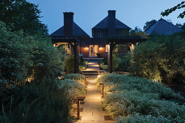 Outdoor lighting fixtures add safety, security, and curb appeal to your home.