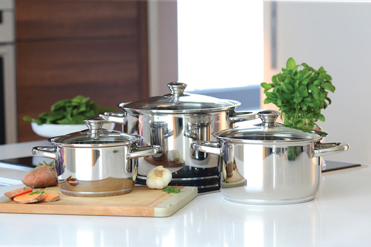 The right cookware can make preparing meals easier and more enjoyable.