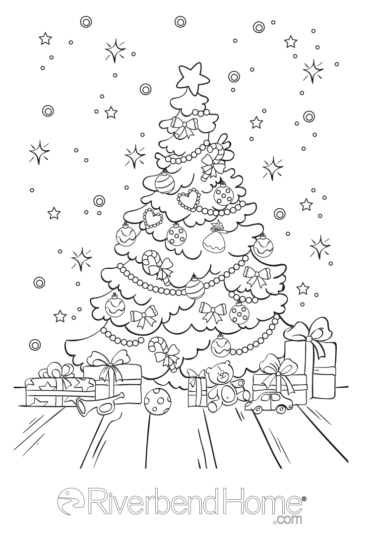 It's just an image of Holiday Coloring Pages Printable Free within santa