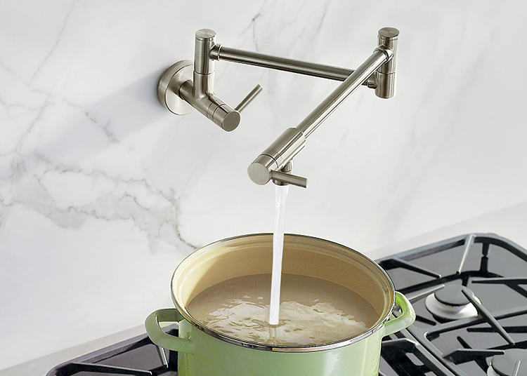 How To Choose Your Pot Filler Faucet Riverbend Home