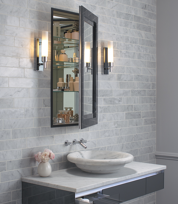 Five Easy Storage Ideas For Sharing A Bathroom Riverbend Home